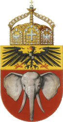 Kamerun, Wappen (Entwurf)