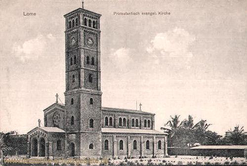 Lome, Protestantisch evangelische Kirche