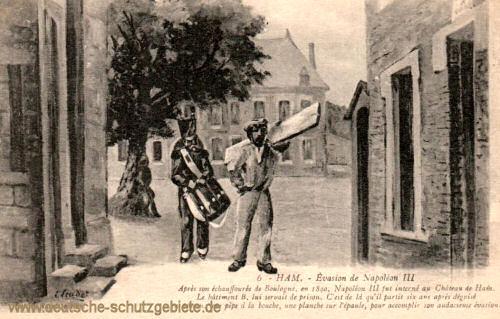 Flucht Napoleons III.