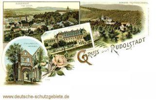 Gruss aus Rudolstadt