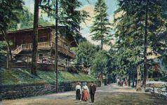 Schwarzatal, Schweizer Haus