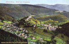 Schwarzburg, Blick vom Trippstein