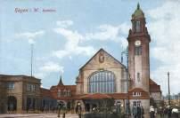 Hagen i. W., Bahnhof