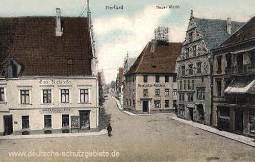 Herford, Neuer Markt