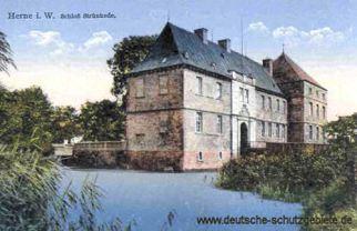 Herne, Schloß Strünkede