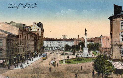 Lemberg, Marienplatz
