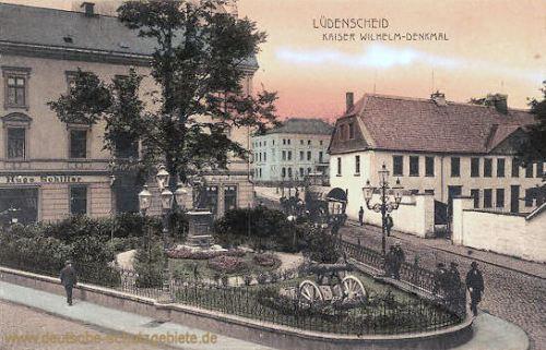 Lüdenscheid, Kaiser-Wilhelm-Denkmal