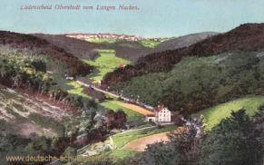 Lüdenscheid, Oberstadt vom Langen Nacken