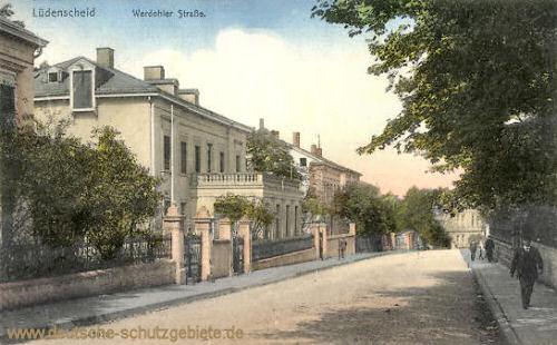Lüdenscheid, Werdohler Straße