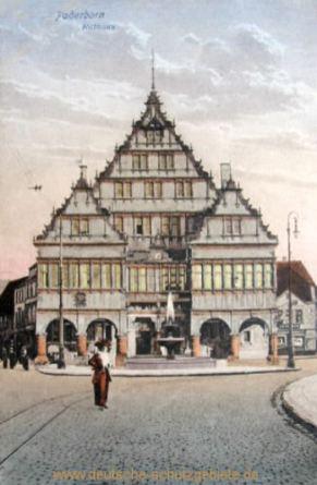Paderborn, Rathaus