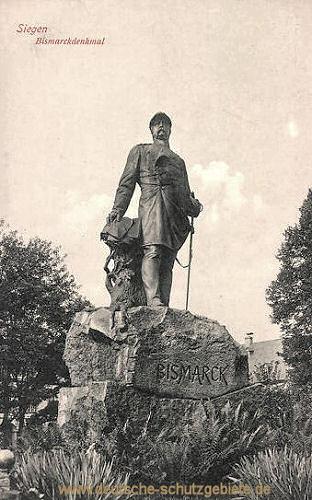Siegen, Bismarckdenkmal