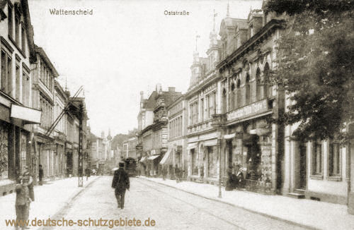 Wattenscheid, Oststraße