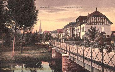 Bocholt, Bismarckstraße