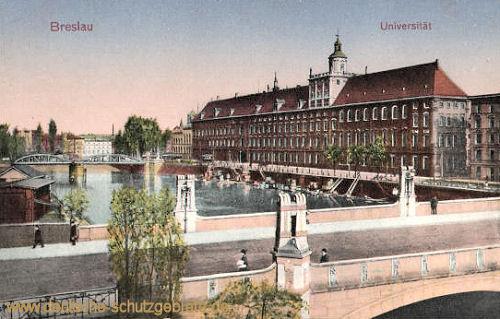 Breslau, Universität