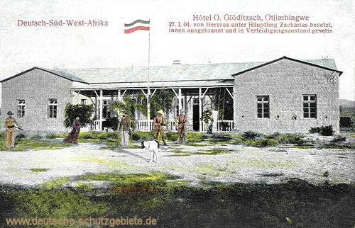 Hereroaufstand Schlacht Am Waterberg Deutsche Schutzgebiete De