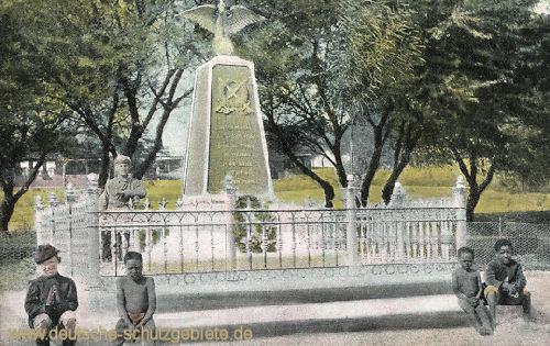 Deutsch-Südwestafrika, Windhuk - Kriegerdenkmal