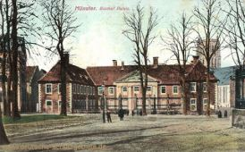 Münster i. W., Bischofliches Palais