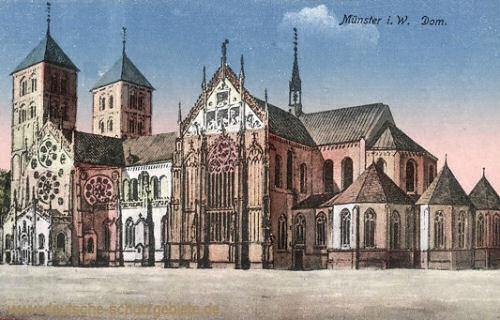 Münster i. W., Dom