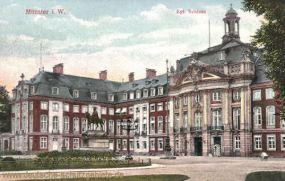 Münster i. W., Königliches Schloss