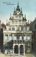 Münster i. W., Stadtweinhaus