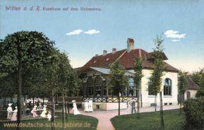 Witten, Forsthaus auf dem Hohenstein
