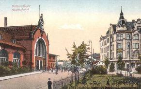 Witten, Hauptbahnhof