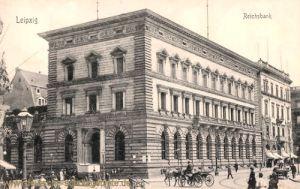 Leipzig, Reichsbank