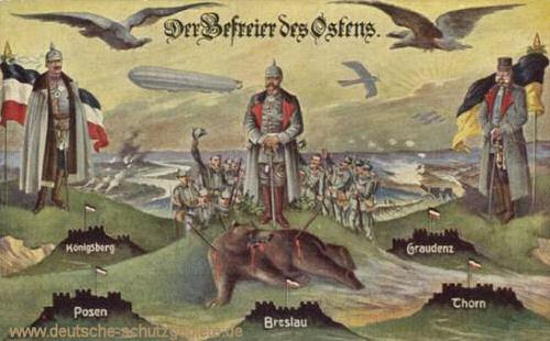 Hindenburg - Der Befreier des Ostens