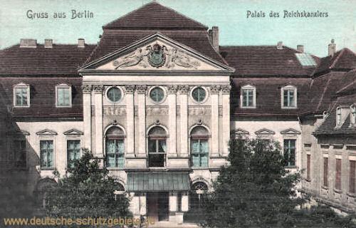 Berlin, Palais des Reichskanzlers