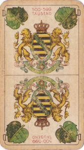 Grün Daus (Wappen des Königreichs Sachsen)