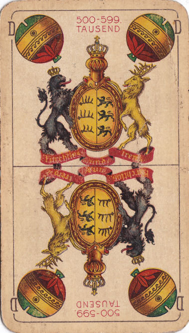 Schellen Daus (Wappen des Königreichs Württemberg)