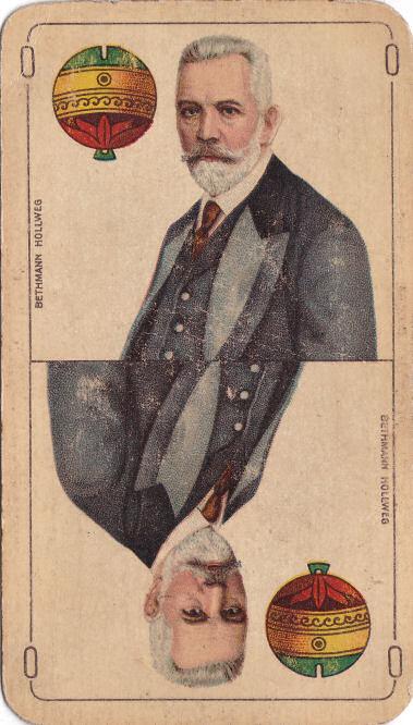 Schellen Ober (Reichskanzler Bethmann Hollweg)