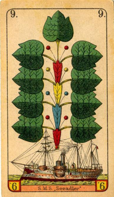 Grün 9 (S.M.S. Seeadler)