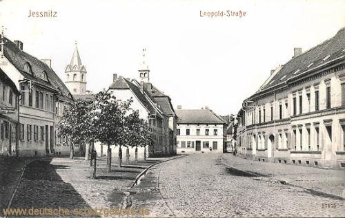 Jessnitz, Leopoldstraße