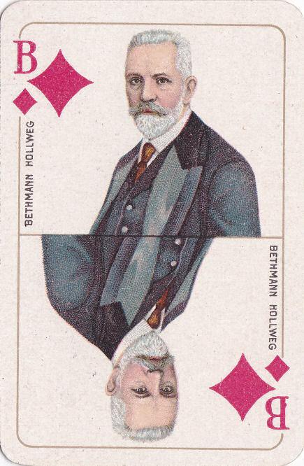 Karo Bube (Reichskanzler Bethmann Hollweg)