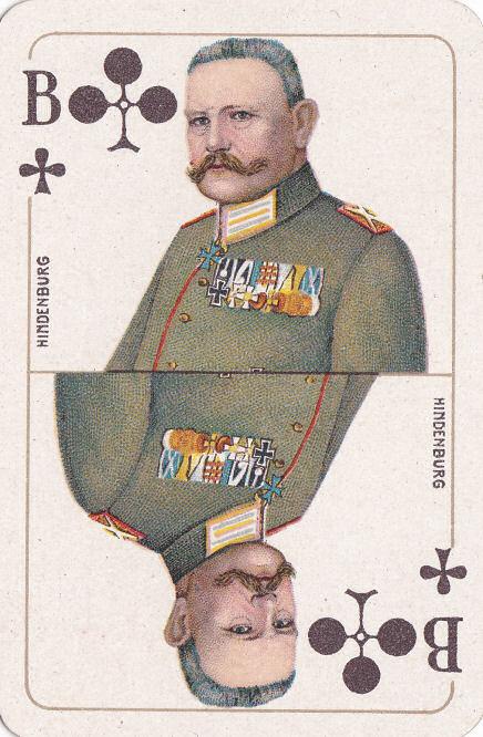 Kreuz Bube (General Hindenburg)
