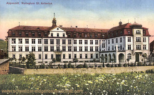 Appenzell, Kollegium St. Antonius