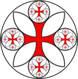 Eisernes Kreuz, Entstehung Schritt 5