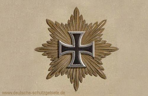 Eisernes Kreuz Blücherstern, 1813