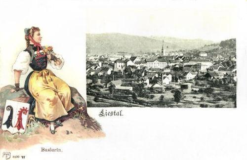 Liestal, Baslerin