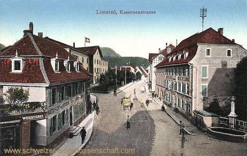 Liestal, Kasernenstraße