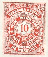 Moresnet 10 Pfennig