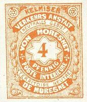 Moresnet 4 Pfennig