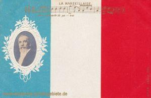 "Frankreich: ""La Marseillaise"""