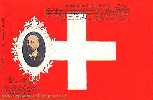 """Schweiz: """"Rufst du mein Vaterland"""""""