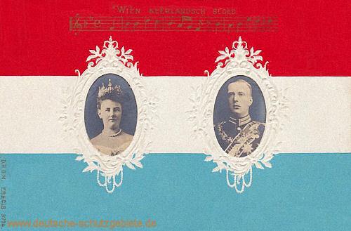 """Niederlande: """"Wilhelmus van Nassouwe"""""""