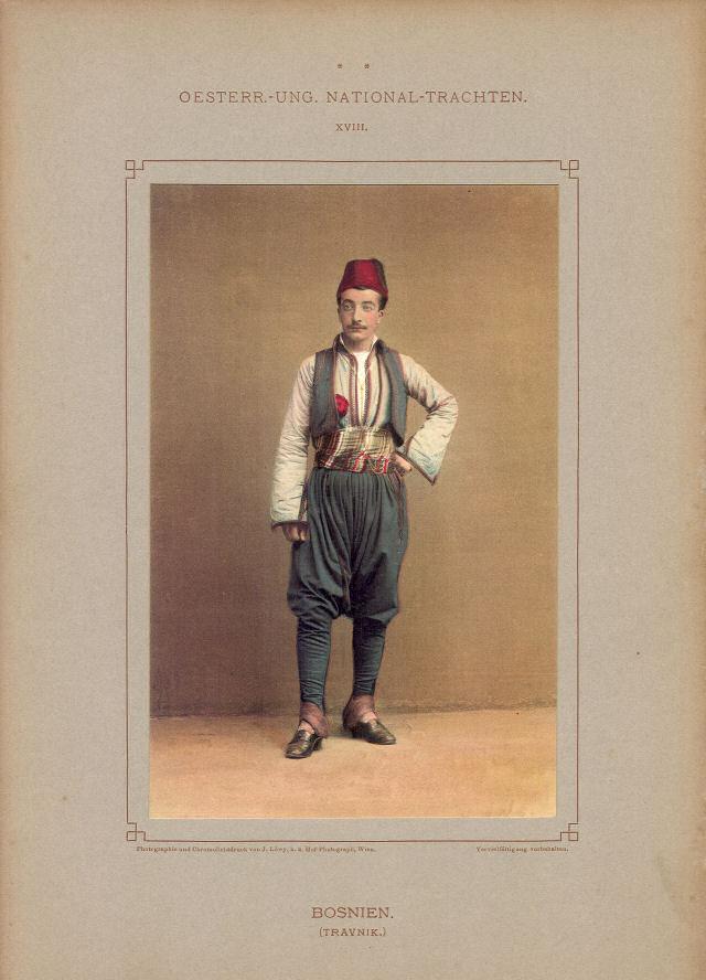 Trachten Bosnien (Travnik)
