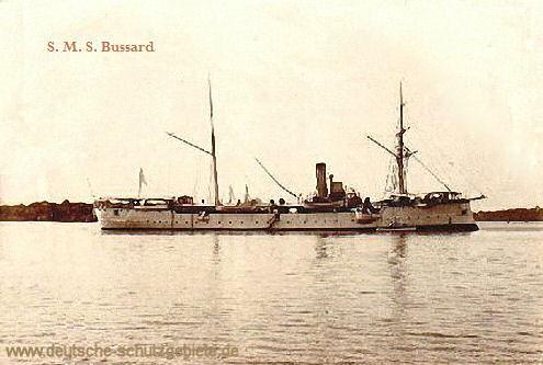 S.M.S. Bussard