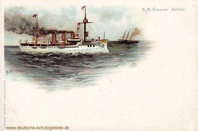 S.M.S. Gefion