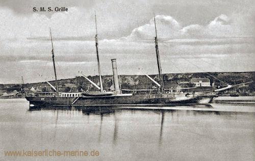 S.M.S. Grille (vor dem Umbau)